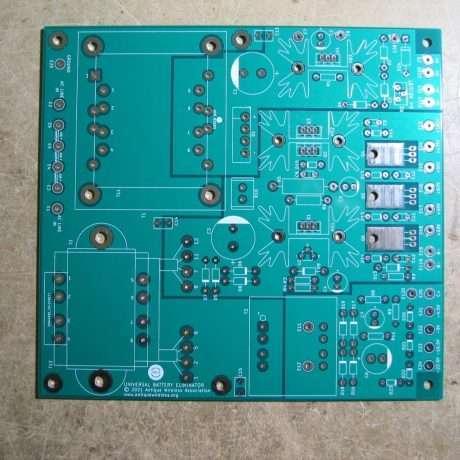 AWA Battery Eliminator PCB Top
